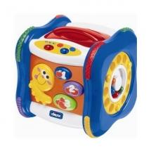 Развивающая игрушка Chicco Говорящий Куб на прокат