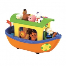 Развивающая игрушка Kiddleland Ноев ковчег на прокат