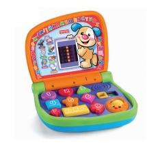 Развивающая игрушка Fisher Price Ноутбук для малышей на прокат
