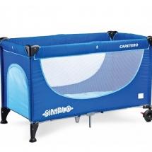 Кровать-манеж Caretero Simplo на прокат